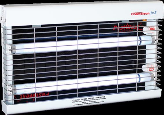 UV-Fliegenlampen mit Klebetechologie